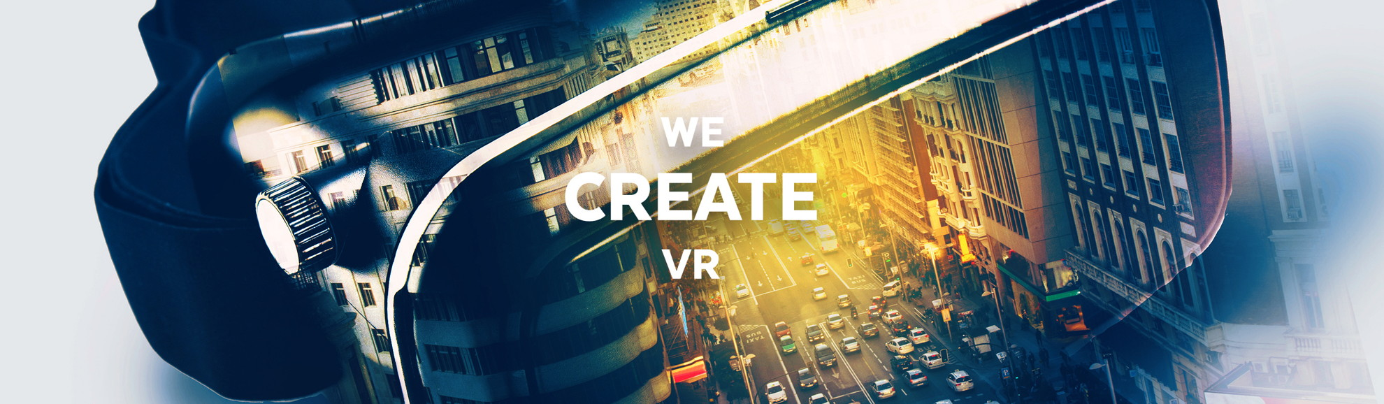 We create VR apps