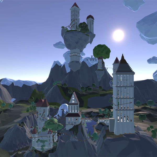 The Tower for Oculus Rift - Screenshot 1