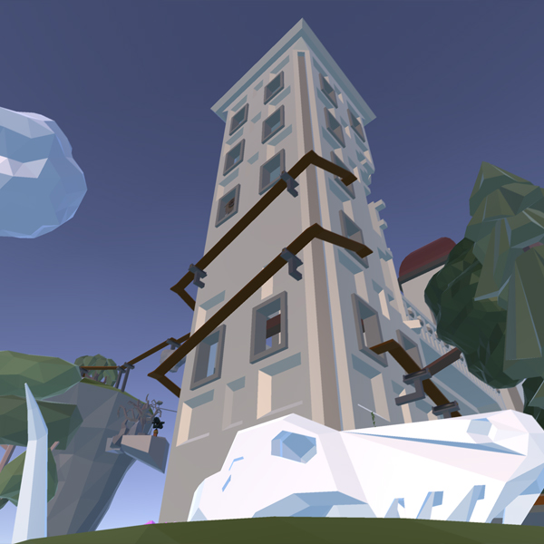 The Tower for Oculus Rift - Screenshot 2