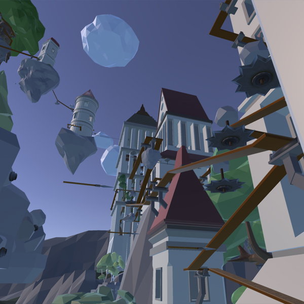 The Tower for Oculus Rift - Screenshot 3